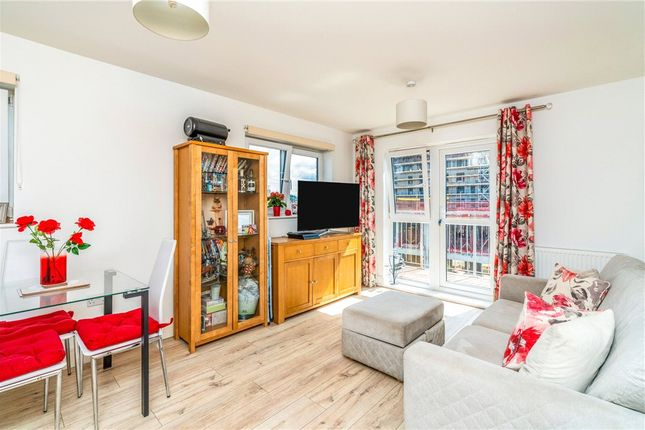 Lounge/Kitchen of Ashcombe House, Meridian Way, Southampton SO14