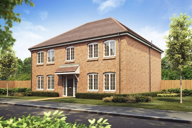"Thumbnail Detached house for sale in ""The Portland "" at Appleford Road, Sutton Courtenay, Abingdon"