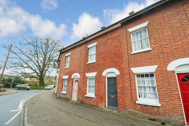 2 bed terraced house to rent in Park Lane, Wimborne BH21