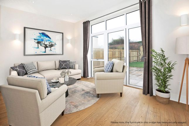 Thumbnail Semi-detached house for sale in The Music Rooms, St Margaret's Residences, 147 Magdalen Road, Exeter