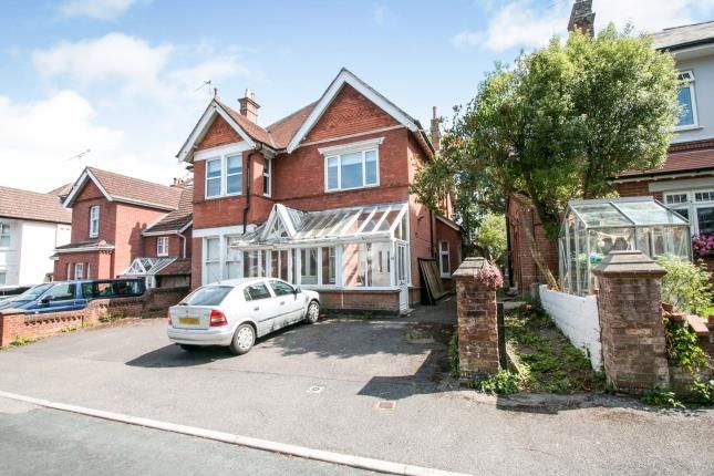Thumbnail Maisonette for sale in Groveley Road, Westbourne, Bournemouth