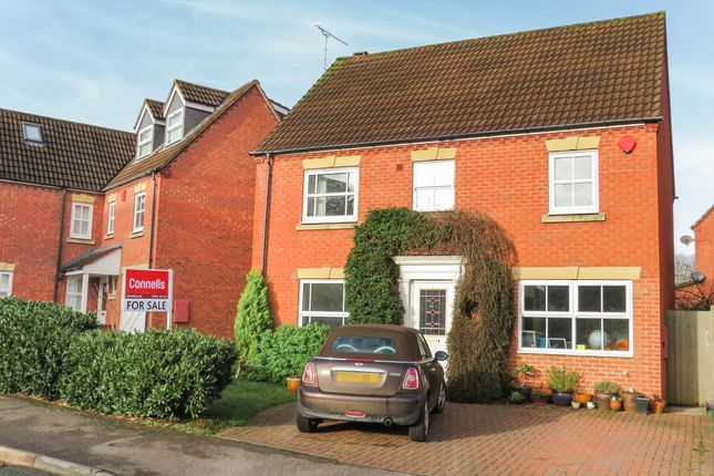 Thumbnail Detached house for sale in Rogers Way, Warwick