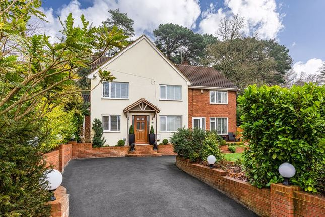 Thumbnail Detached house for sale in Overcliff Rise, Southampton