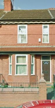 Thumbnail Terraced house to rent in Parkside Road, Fallowfiled, Manchester