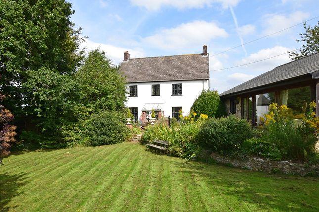 Thumbnail Land for sale in Hawkchurch, Axminster, Devon