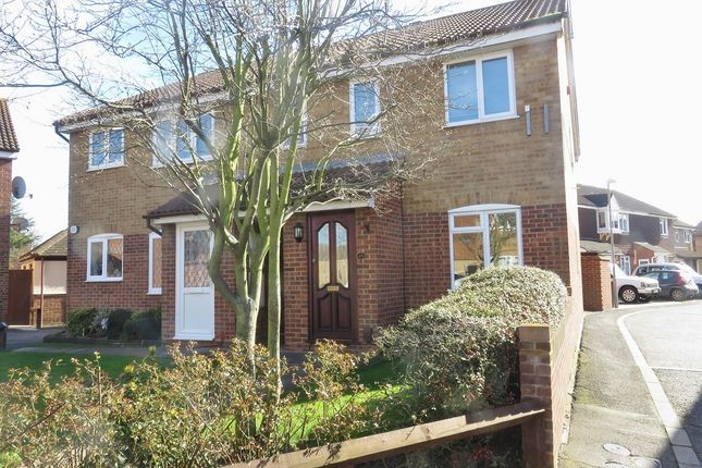 Thumbnail Flat to rent in Burns Place, Tilbury