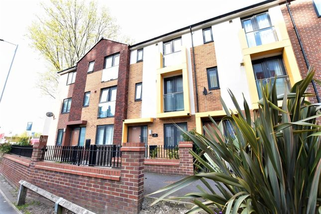 4 bed terraced house for sale in Upper Brook Street, Manchester M13