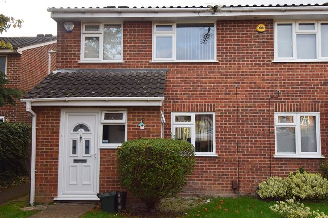 Thumbnail Terraced house to rent in Aylsham Drive, West Ruislip