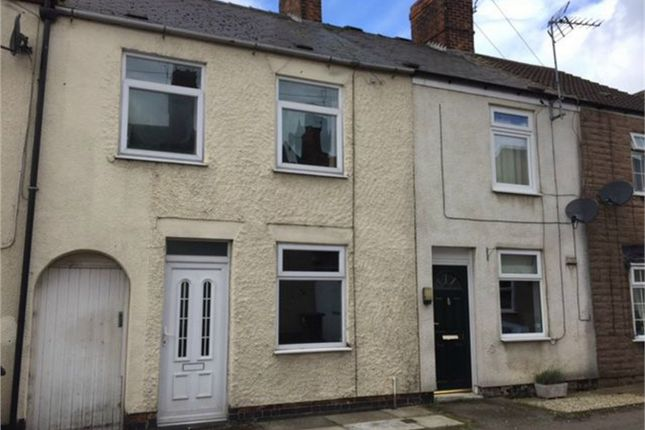Thumbnail Terraced house to rent in New Street, Morton, Alfreton, Derbyshire