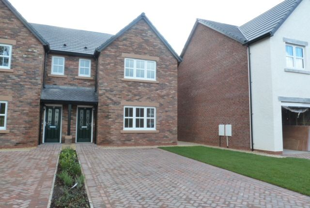 Thumbnail Semi-detached house to rent in Edmondson Close, Brampton