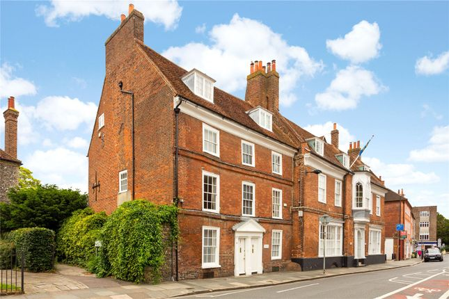 Thumbnail Semi-detached house for sale in North Street, Chichester, West Sussex