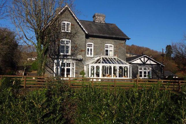 Thumbnail Detached house for sale in Bryn Derwen, Aberangell, Machynlleth, Gwynedd