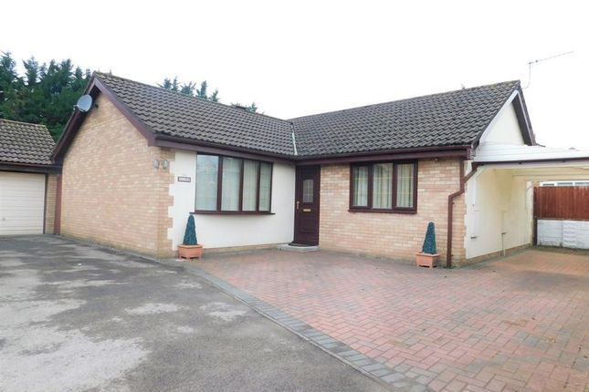 Thumbnail Bungalow for sale in St. Margarets Close, Trethomas, Caerphilly