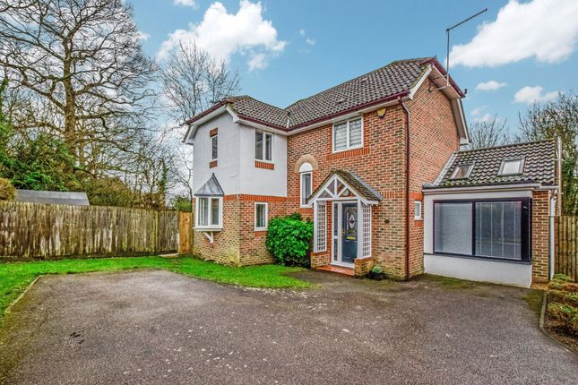 Thumbnail Detached house for sale in Holm Oaks, Cowfold, Horsham