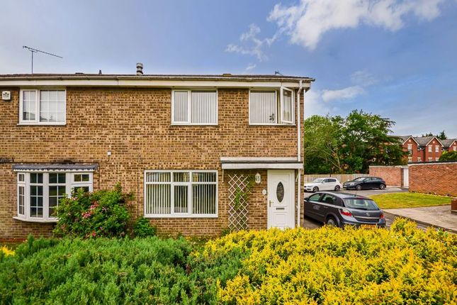 Thumbnail Semi-detached house for sale in 81 Kelsey Gardens, Doncaster