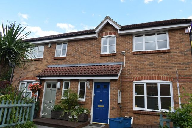 Thumbnail Terraced house to rent in Shaw Road, London