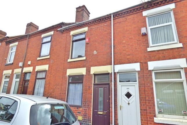 Thumbnail Property to rent in Best Street, Fenton, Stoke-On-Trent