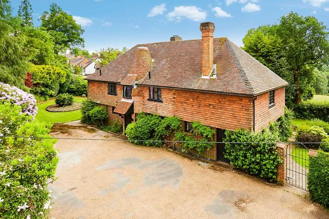 Thumbnail Detached house for sale in Old Station Road, Wadhurst