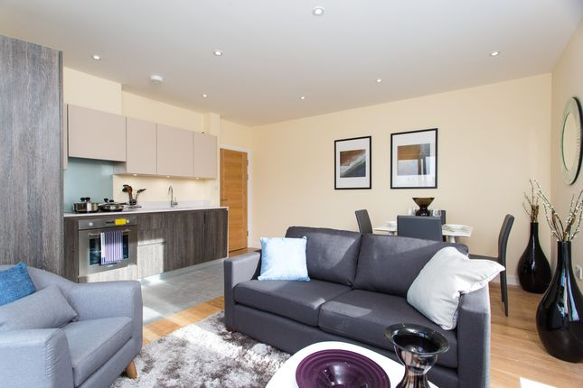 Thumbnail Flat to rent in Phoenix Lofts Apartments, 1 Saltwell Street, London