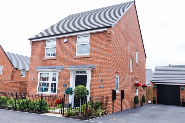 4 bed detached house for sale in Townfields Road, Winsford