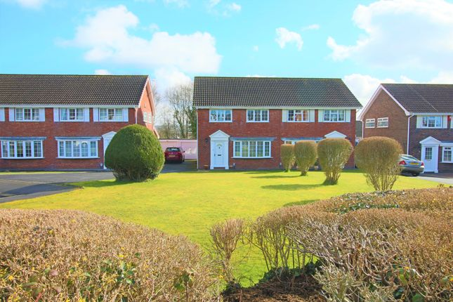 Thumbnail Semi-detached house for sale in Sandringham Close, Gorseinon, Swansea