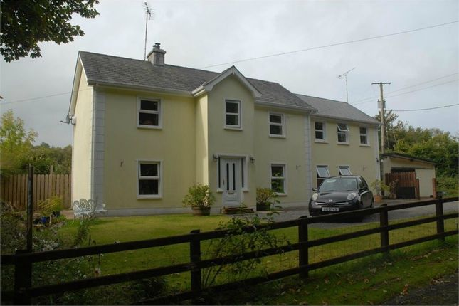 Thumbnail Detached house for sale in Upper Drumcose Road, Fardrum, Enniskillen, County Fermanagh