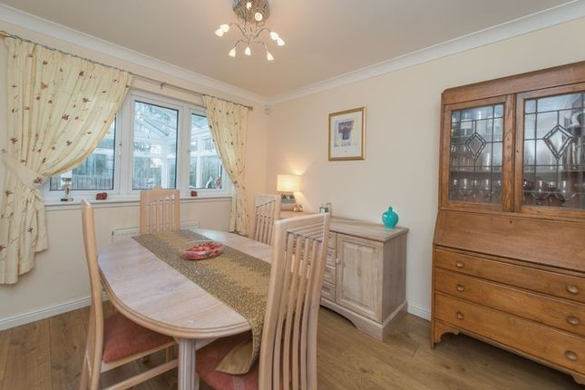 Dining Room of Bankton Terrace, Livingston EH54