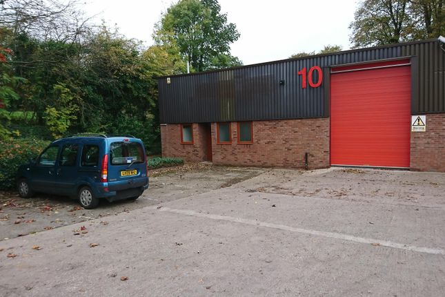 Thumbnail Industrial to let in Fence Avenue, Macclesfield