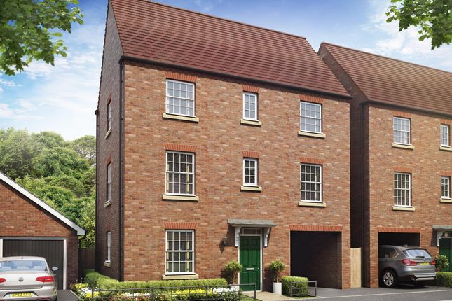 """Thumbnail Detached house for sale in """"Fleetwood"""" at Southfleet Road, Swanscombe"""