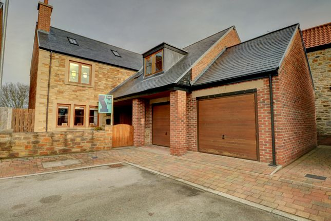 Thumbnail Detached house for sale in Plawsworth, Chester Le Street