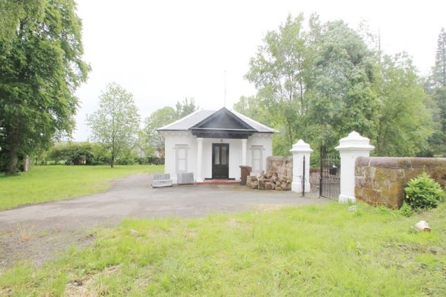 Thumbnail Cottage for sale in East Lodge, Ballikinrain, Balfron G630Ll