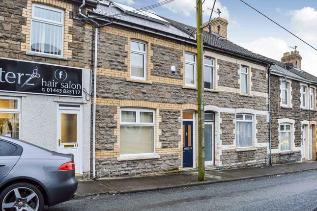 Thumbnail Terraced house to rent in Ruth Street, Bargoed