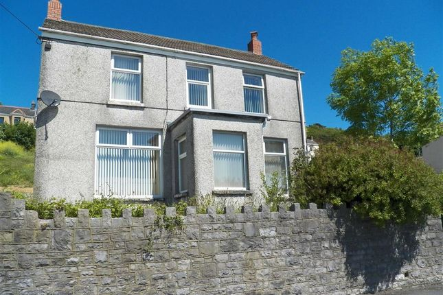 Thumbnail Detached house for sale in Pwll Road, Pwll, Llanelli