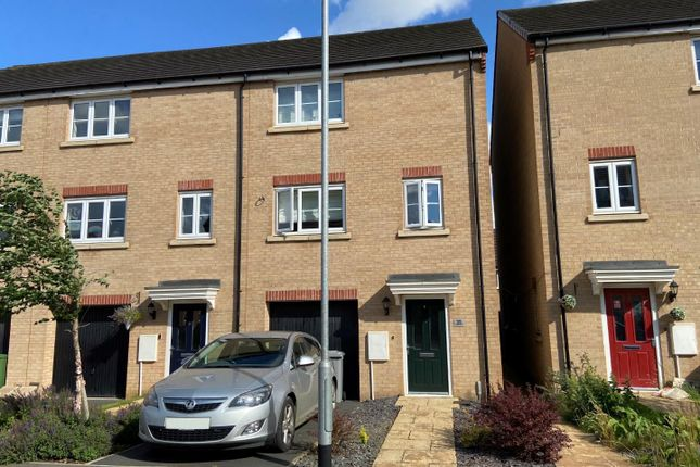 Town house for sale in Hetterley Drive, Barleythorpe, Oakham