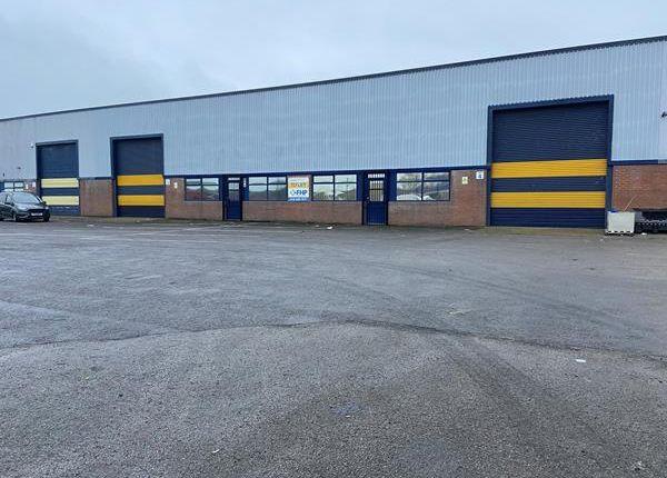 Thumbnail Light industrial to let in Units 3 & 4, Ecclesbourne Park Industrial Estate, Cotes Park Lane, Alfreton, Derbyshire