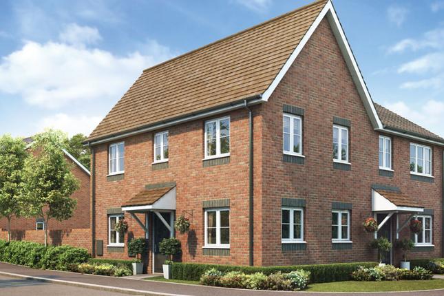 Thumbnail Semi-detached house for sale in Shawbury, Shrewsbury, Shropshire
