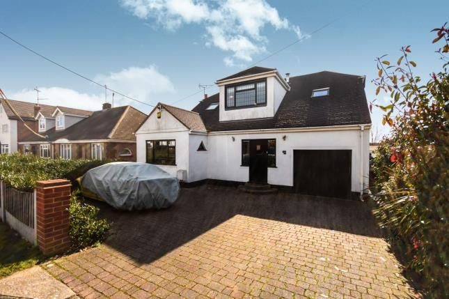 Thumbnail Bungalow for sale in Hockley, Essex, .