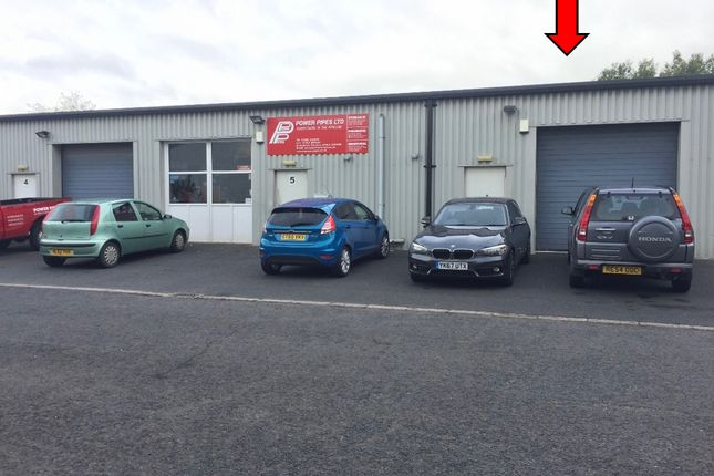 Thumbnail Warehouse to let in Lomeshaye Industrial Estate, Junction 12, Nelson