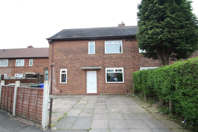 Thumbnail Semi-detached house to rent in Lilac Grove, Blurton, Stoke-On-Trent