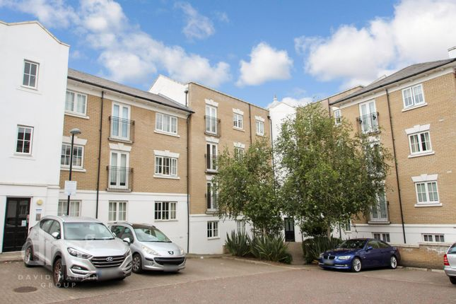 Flat for sale in George Williams Way, Colchester, Essex