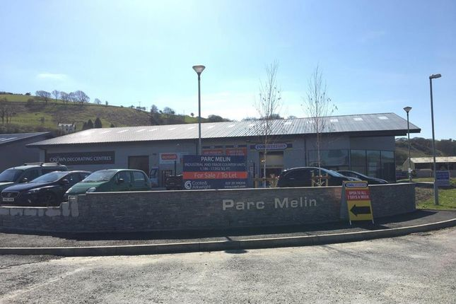 Thumbnail Light industrial for sale in Parc Melin Trade Park, Glan Yr Afon Industrial Estate, Aberystwyth