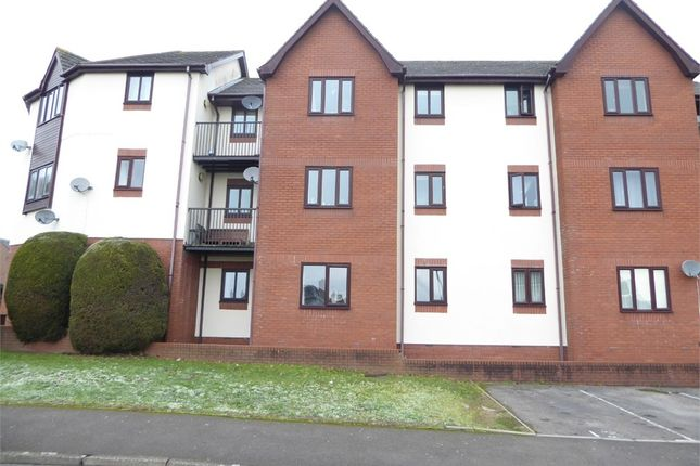 Thumbnail Flat for sale in Meads Court, Bulwark, Chepstow