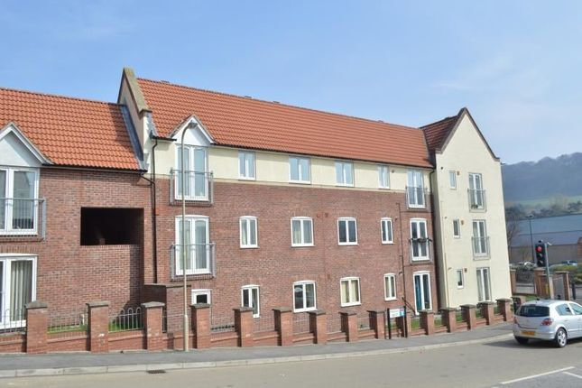 Thumbnail Flat to rent in Ingle Close, Scarborough