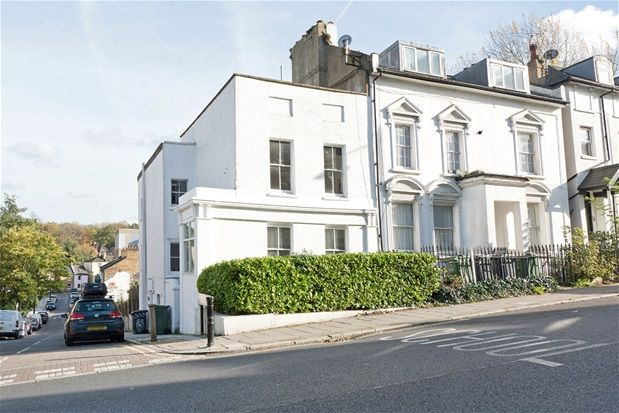 Thumbnail Maisonette for sale in Gipsy Hill, London