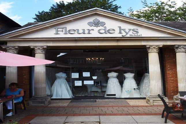 Thumbnail Retail premises for sale in Rose & Crown Walk, Saffron Walden