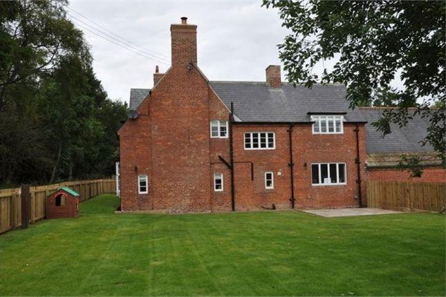 Thumbnail Farmhouse for sale in The Farmhouse, Otterburn Hall Estate, Otterburn, Northumberland