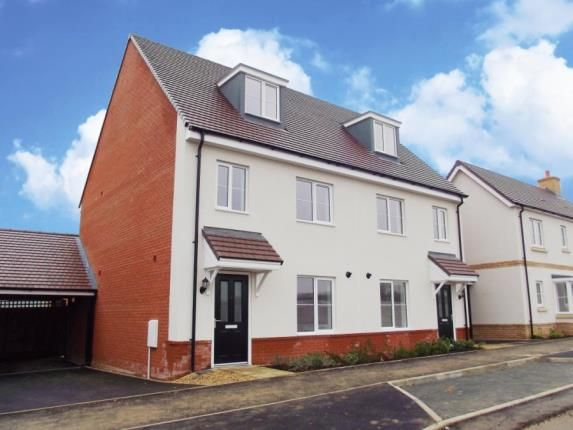 Thumbnail End terrace house for sale in Milton Keynes, Buckinghamshire