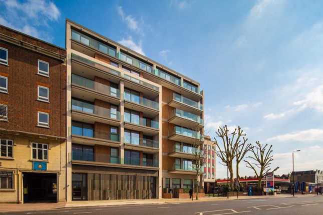 Exterior of Apartment 39, Third Floor, 215A Balham High Road, Balham SW17