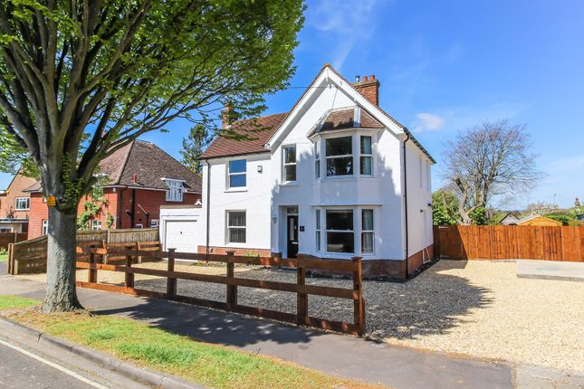 Thumbnail Detached house for sale in Humberstone Road, Andover
