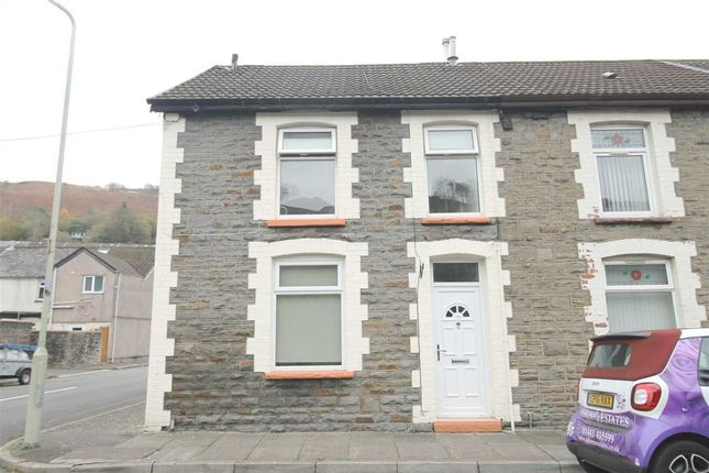 Thumbnail Terraced house for sale in Standard Terrace, Ynyshir, Porth